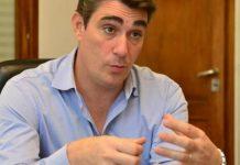 Javier Iguacel, Titular de Vialidad Nacional