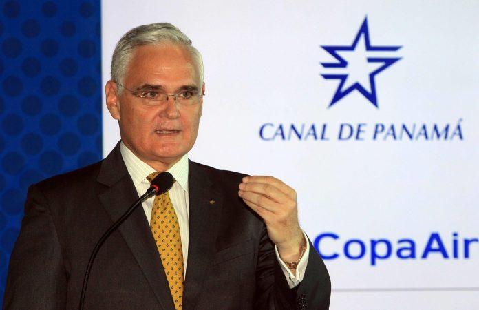 Jorge Luis Quijano, Administrador del Canal de Panamá