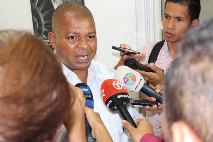Cristóbal Fálquez, Secretario General UCOC