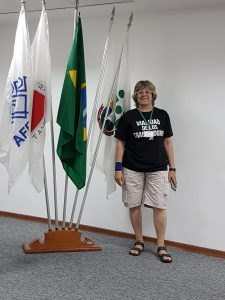 Graciela Aleñá, Secretaria General STVyARA