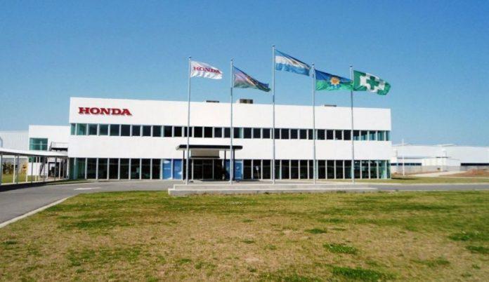 Planta de Honda en Campana