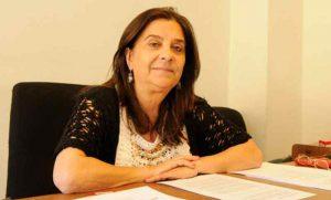 Patricia Gutierrez, Administradora de Vialidad Nacional