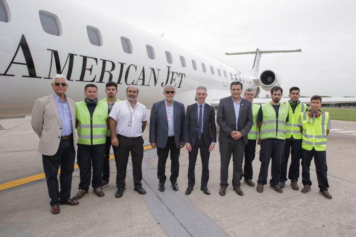 vuelo Aeroparque Termas de Rio hondo
