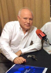 Juan José Schaer, interventor de la Cooperativa de Trabajos Portuarios Ltda