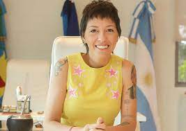 Mayra Mendoza, intendenta de Quilmes
